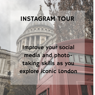 Private Instagram walking workshop