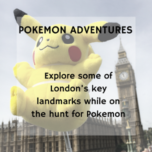 Private Pokemon Go London Walking Tour
