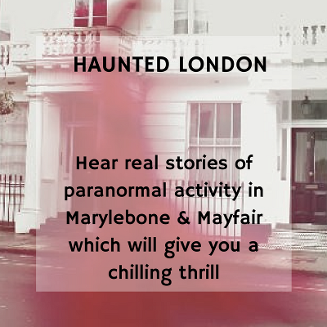 Private Haunted London Walking Tour