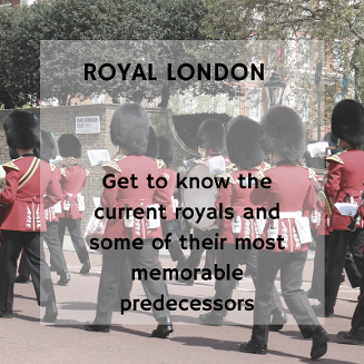 Private Royal London Walking Tour