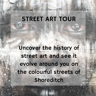 Private Street Art Tour