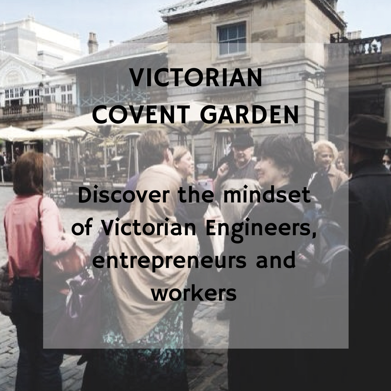 Private Victorian Covent Garden Walking Tour