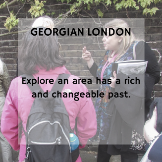 Private Georgian London Walking Tour