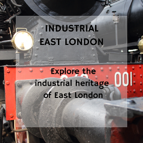 PRIVATE INDUSTRIAL EAST LONDON TOUR