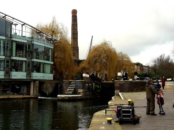 Regents Canal Guided Walk