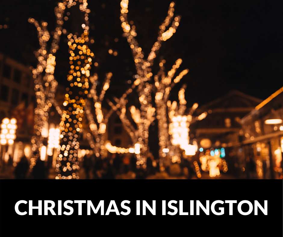 Victorian Christmas in Islington with Rob Smith