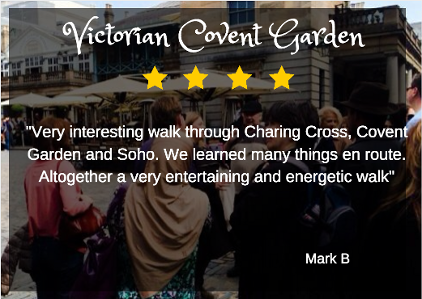 Victorian Covent Garden, a London walk