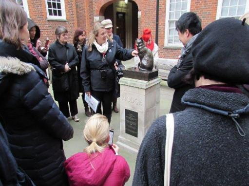 Victorian Christmas Guided Walk