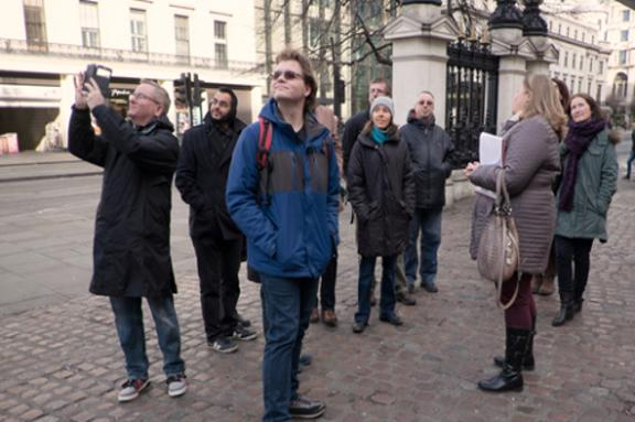 Victorian Covent Garden guided walk