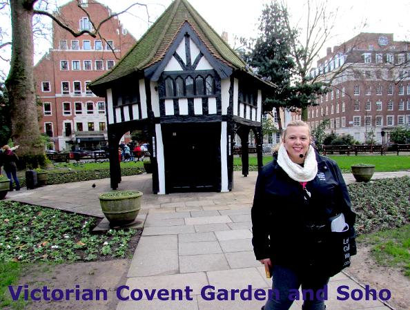 Victorian Covent Garden and Soho walking tour