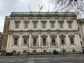 Banqueting House Whitehall | London Guided Walks