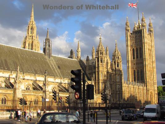 Wonders of Whitehall private walking tour