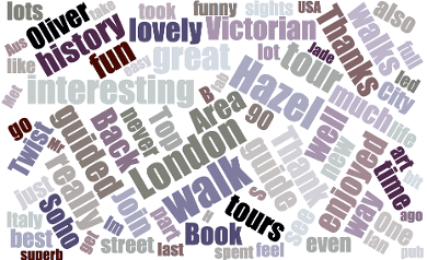Read London Guided Walk reviews